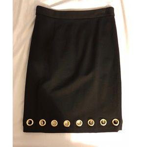 Cathrine Malandrino - Black Pencil Skirt - Size 2